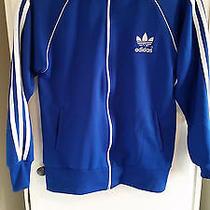 Retro Adidas Tracksuit Top Photo
