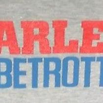 Retro Harlem Globetrotters Xl Gray Reebok Sweatshirt Photo