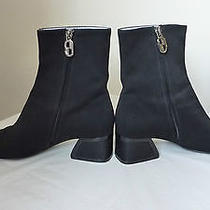 Retro Looking Gucci Ankle Boots Size 8 Photo