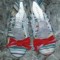 Retro Multicolored Flats 7.5 Photo