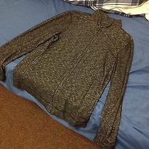 Retro Navy Armani Exchange Knit (Small) Photo