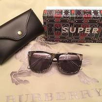 Retro Super Sunglasses for Men Special Order Photo