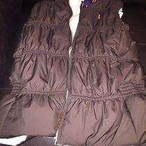 Reversible Girls Ralph Lauren Vest Photo
