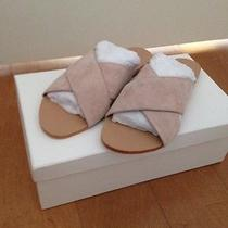 Revolve Clothing Sullivan Sandals Blush Size 8 New With Box Photo