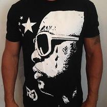 Rich Gang T Shirt Birdman Face Future Lil Wayne Dope Swag Hype Urban Rap W/ Bag Photo