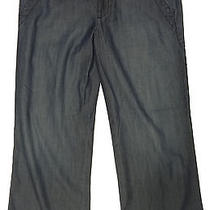 Rich & Skinny River Rinse Wide Leg Bue Jeans Size 29 Photo