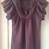 Richard Chai Love Dusty Violet Blouse Photo