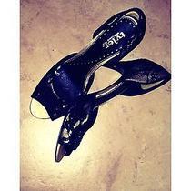 Richard Tyler Lace Shoes Photo