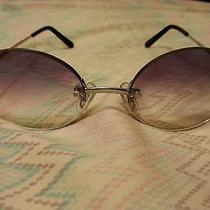 Rimless Cartier Sunglasses Rare Frame Photo