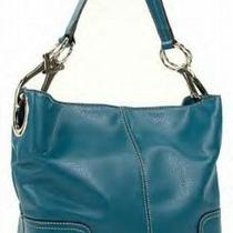 Ring Accented Medium Tote Handbag Photo