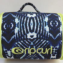 Ripcurl  Surf Beauty Case/toiletry/travel Hudson Bag  Nwt  Photo