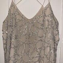 River Island Blush Embellished Vest 10 Photo