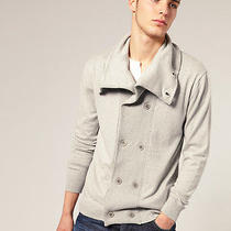 River Island Sweater  Gray Asos Urban Outfitters American Apparel Grey Photo