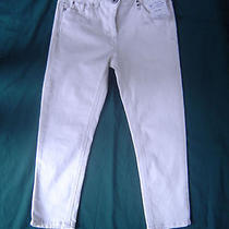 River Island White Backstage Pass Live and Uncut Super Skinny Jeans Photo