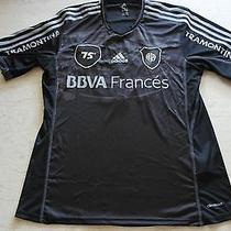 River Plate Lanzini Match Worn/issued Shirt   Photo