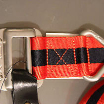 Rlx Polo Ralph Lauren Red/blue Mens Belt New / Nwt  Photo
