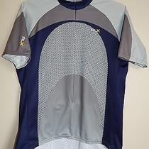 Rlx Polo Sport Ralph Lauren  Xxl  Men's Cycling Jersey Shirt Bike Biking Photo