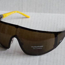 Rlx Ralph Lauren Sport Sunglasses Ph3079-X Black With Original Pouch New Photo