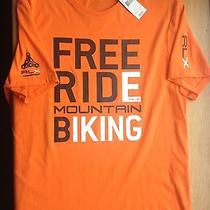Rlx Ralph Lauren Ss Orange Mountain Biking Tee Shirt Men Xl 45 Freeship Photo