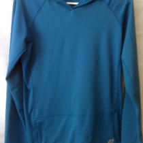 Road Runner Sports Womens Aqua Pullover Athletic Jacket Sz L  Photo