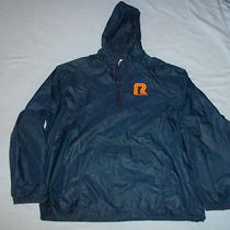 Roadway Express Trucking Vintage Windbreaker Jacket Xxl Trucker Uniform Hooded Photo