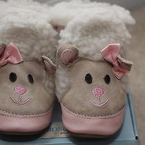 Robeez 3d Little Lamb Soft Soles Bootie 0-6 Months Photo