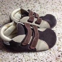 Robeez Trendz  Children's Shoes Brown 16. Ked Photo
