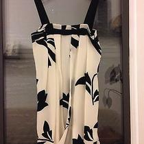 Robert Rodriguez Black and White Dress - Size 4 Photo