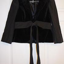 Robert Rodriguez Black Velvet Jacket 10  Photo
