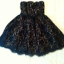 Robert Rodriguez Lace Dress Photo