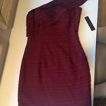 Robert Rodriguez 'Wine' Dress Sz4 Nwt Photo