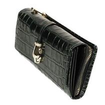 Roberto Cavalli Class Long Wallet With Zip Pocket  Gift Idea With Gift Box  Photo