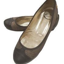 Roberto Cavalli Flats Shoes Sz 36 Photo