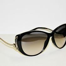 Roberto Cavalli  Kandooma 741s 741 01b Black Sunglasses Free Sh 2013 Release Photo