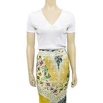 Roberto Cavalli Printed Skirt Photo