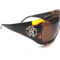 Roberto Cavalli Sunglasses Calcedonio 466s Col. 52e  Size 63mm 14mm 120mm  Photo