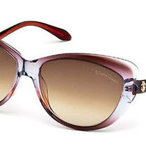 Roberto Cavalli Sunglasses Rc 731s 47f Brown 59mm Photo