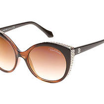 Roberto Cavalli Sunglasses Rc914 Rc914s 50g Dark Brown Other Rc914s-a-50g Photo