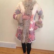 Roberto Cavalli Winter Coat Photo