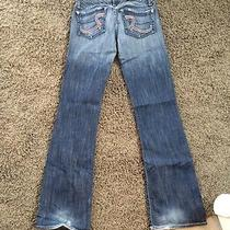 Rock Republic 29 Quaalude Pink Boot Jeans Reed Photo