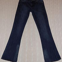 Rock & Republic  6 Short  Kasandra Flap Pocket Jeans  M512  Mint Photo