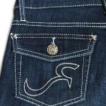 Rock & Republic Capri Jeans Size 4 (Small) New Ship Free Stretch