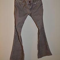 Rock & Republic Corduroy Pants Smooth Purple Size 26 Photo