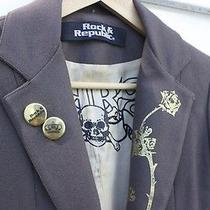 Rock & Republic Fitted Blazer S Photo