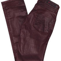Rock & Republic Mahogany Wet-Look Pants Photo