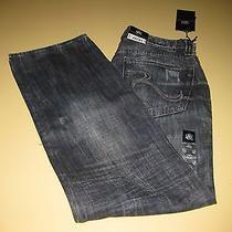 Rock & Republic Men's Bolt Black Jeans 29 Waist 30 Inseam New With Tags Photo