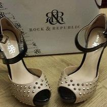 Rock & Republic Rr Kurttan Heels Photo