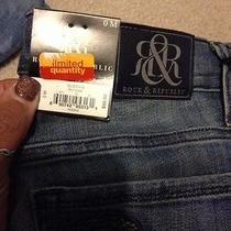 Rock & Republic Womens Brand Name Brand New With Tags Jeans Photo