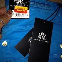 Rock & Republic Womens Brand New Jeans Brand Name With Tags Photo