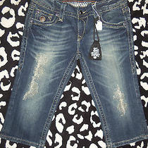 Rock Revival Celine Cropped Nwt Size 29 Capris Super Cute Others Listed Photo